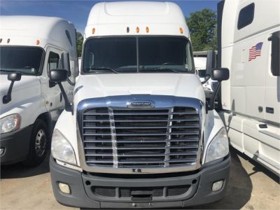 USED 2014 FREIGHTLINER CASCADIA 125 SLEEPER TRUCK #3337-2