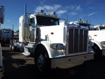 USED 2012 PETERBILT 389 TANDEM AXLE SLEEPER TRUCK #1279-2