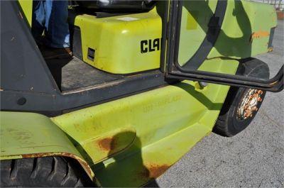 USED 1999 CLARK CMP50D FORKLIFT EQUIPMENT #1089-11