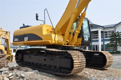 USED 2004 CATERPILLAR 330CL EXCAVATOR EQUIPMENT #1100-10