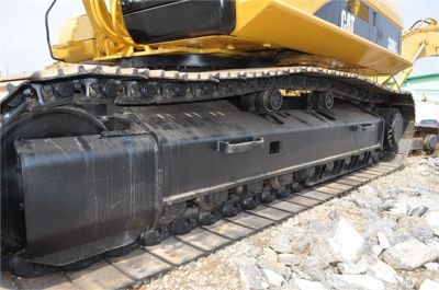 USED 2004 CATERPILLAR 330CL EXCAVATOR EQUIPMENT #1100-13