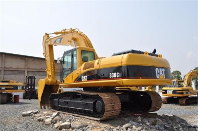 USED 2004 CATERPILLAR 330CL EXCAVATOR EQUIPMENT #1100-2
