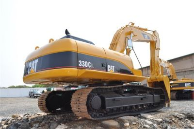 USED 2004 CATERPILLAR 330CL EXCAVATOR EQUIPMENT #1100-6
