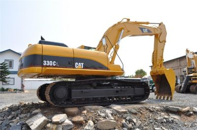 USED 2004 CATERPILLAR 330CL EXCAVATOR EQUIPMENT #1100-8