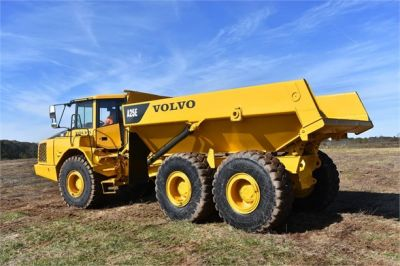 USED 2009 VOLVO A25E OFF HIGHWAY TRUCK EQUIPMENT #1250-12