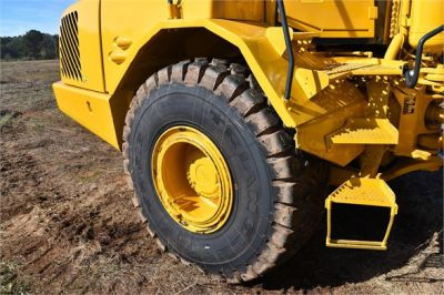 USED 2009 VOLVO A25E OFF HIGHWAY TRUCK EQUIPMENT #1250-13