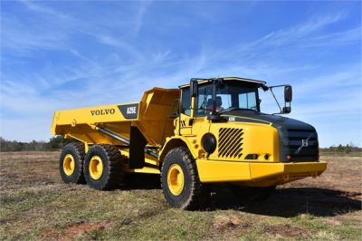 USED 2009 VOLVO A25E OFF HIGHWAY TRUCK EQUIPMENT #1250-2