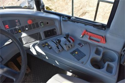 USED 2009 VOLVO A25E OFF HIGHWAY TRUCK EQUIPMENT #1250-22
