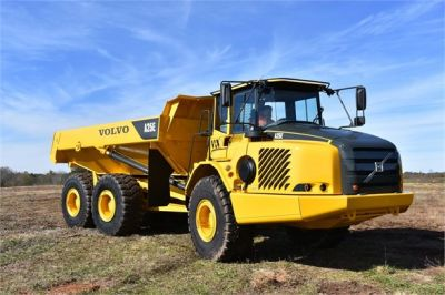 USED 2009 VOLVO A25E OFF HIGHWAY TRUCK EQUIPMENT #1250-24