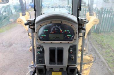 USED 2011 CATERPILLAR 140M MOTOR GRADER EQUIPMENT #1372-18