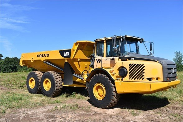 USED 2011 VOLVO A30E OFF HIGHWAY TRUCK EQUIPMENT #1382