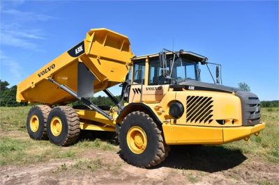 USED 2011 VOLVO A30E OFF HIGHWAY TRUCK EQUIPMENT #1382-10
