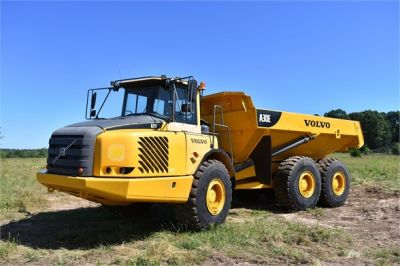 USED 2011 VOLVO A30E OFF HIGHWAY TRUCK EQUIPMENT #1382-12