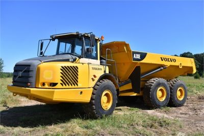 USED 2011 VOLVO A30E OFF HIGHWAY TRUCK EQUIPMENT #1382-13