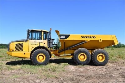 USED 2011 VOLVO A30E OFF HIGHWAY TRUCK EQUIPMENT #1382-14