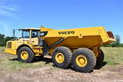 USED 2011 VOLVO A30E OFF HIGHWAY TRUCK EQUIPMENT #1382-17