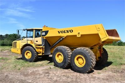 USED 2011 VOLVO A30E OFF HIGHWAY TRUCK EQUIPMENT #1382-18
