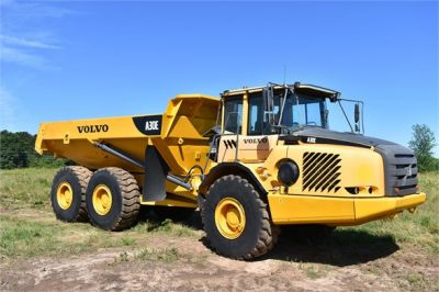 USED 2011 VOLVO A30E OFF HIGHWAY TRUCK EQUIPMENT #1382-2