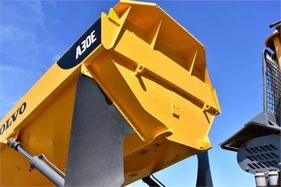 USED 2011 VOLVO A30E OFF HIGHWAY TRUCK EQUIPMENT #1382-22