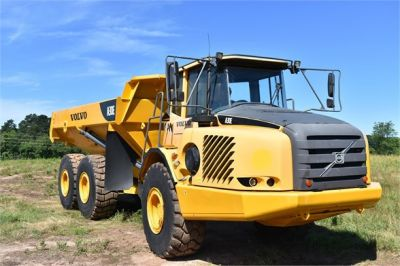 USED 2011 VOLVO A30E OFF HIGHWAY TRUCK EQUIPMENT #1382-3
