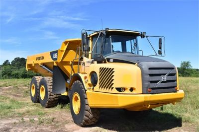 USED 2011 VOLVO A30E OFF HIGHWAY TRUCK EQUIPMENT #1382-4