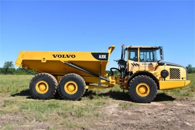 USED 2011 VOLVO A30E OFF HIGHWAY TRUCK EQUIPMENT #1382-5