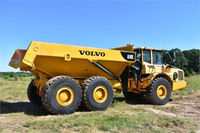 USED 2011 VOLVO A30E OFF HIGHWAY TRUCK EQUIPMENT #1382-6