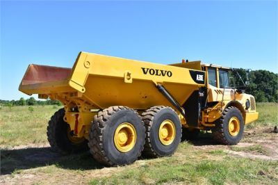 USED 2011 VOLVO A30E OFF HIGHWAY TRUCK EQUIPMENT #1382-7