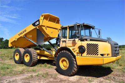 USED 2011 VOLVO A30E OFF HIGHWAY TRUCK EQUIPMENT #1382-8