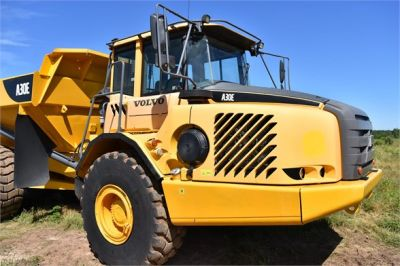 USED 2011 VOLVO A30E OFF HIGHWAY TRUCK EQUIPMENT #1382-9