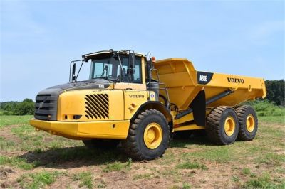 USED 2011 VOLVO A30E OFF HIGHWAY TRUCK EQUIPMENT #1383-1