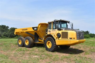 USED 2011 VOLVO A30E OFF HIGHWAY TRUCK EQUIPMENT #1383-10