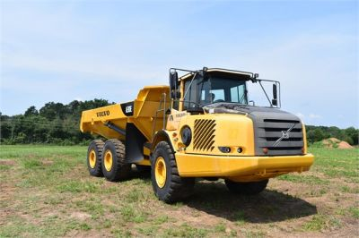 USED 2011 VOLVO A30E OFF HIGHWAY TRUCK EQUIPMENT #1383-11