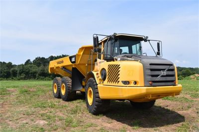 USED 2011 VOLVO A30E OFF HIGHWAY TRUCK EQUIPMENT #1383-12