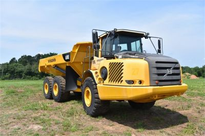 USED 2011 VOLVO A30E OFF HIGHWAY TRUCK EQUIPMENT #1383-13