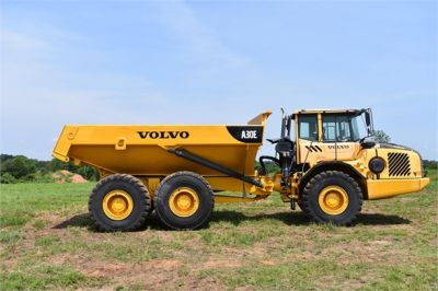 USED 2011 VOLVO A30E OFF HIGHWAY TRUCK EQUIPMENT #1383-14