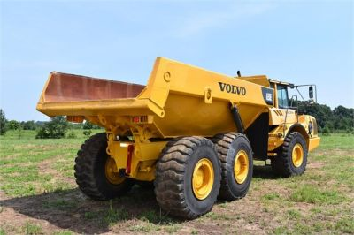 USED 2011 VOLVO A30E OFF HIGHWAY TRUCK EQUIPMENT #1383-15