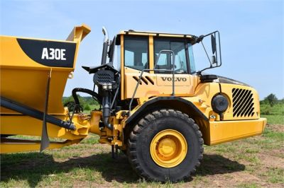 USED 2011 VOLVO A30E OFF HIGHWAY TRUCK EQUIPMENT #1383-17