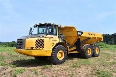 USED 2011 VOLVO A30E OFF HIGHWAY TRUCK EQUIPMENT #1383-2