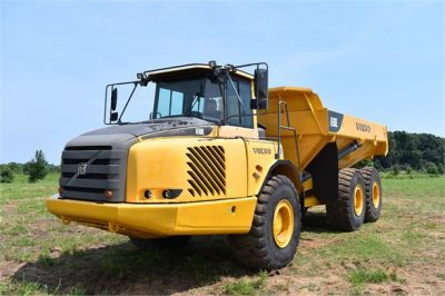 USED 2011 VOLVO A30E OFF HIGHWAY TRUCK EQUIPMENT #1383-3