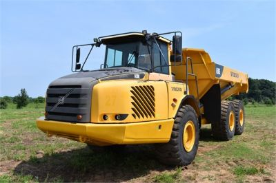 USED 2011 VOLVO A30E OFF HIGHWAY TRUCK EQUIPMENT #1383-4