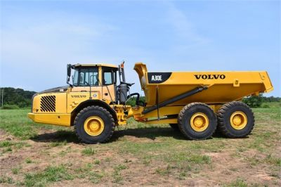 USED 2011 VOLVO A30E OFF HIGHWAY TRUCK EQUIPMENT #1383-5