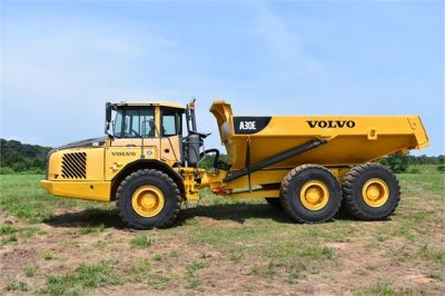 USED 2011 VOLVO A30E OFF HIGHWAY TRUCK EQUIPMENT #1383-6