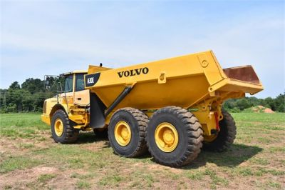 USED 2011 VOLVO A30E OFF HIGHWAY TRUCK EQUIPMENT #1383-7