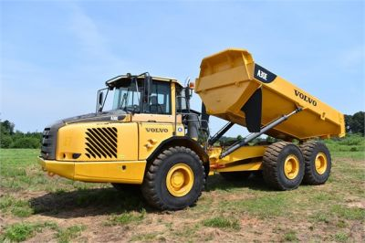 USED 2011 VOLVO A30E OFF HIGHWAY TRUCK EQUIPMENT #1383-8