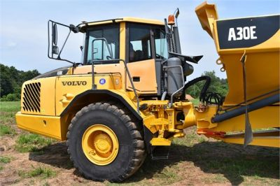 USED 2011 VOLVO A30E OFF HIGHWAY TRUCK EQUIPMENT #1383-9