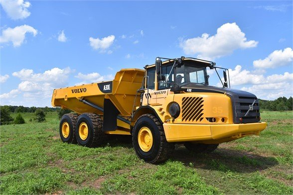 USED 2011 VOLVO A30E OFF HIGHWAY TRUCK EQUIPMENT #1416