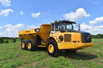 USED 2011 VOLVO A30E OFF HIGHWAY TRUCK EQUIPMENT #1416-1