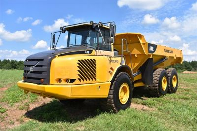 USED 2011 VOLVO A30E OFF HIGHWAY TRUCK EQUIPMENT #1416-10