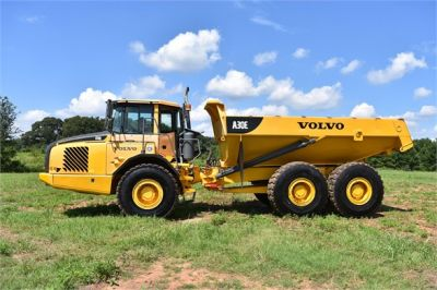 USED 2011 VOLVO A30E OFF HIGHWAY TRUCK EQUIPMENT #1416-11
